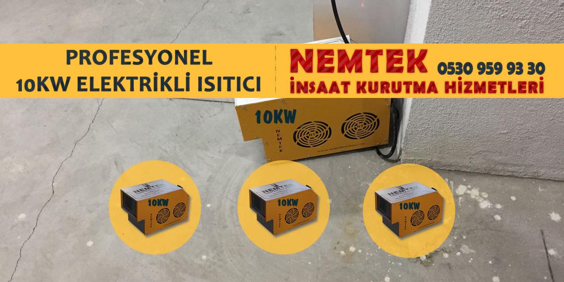 10 kw Elektrikli Isıtıcı