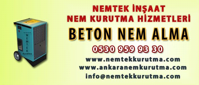 Beton Nem Alma
