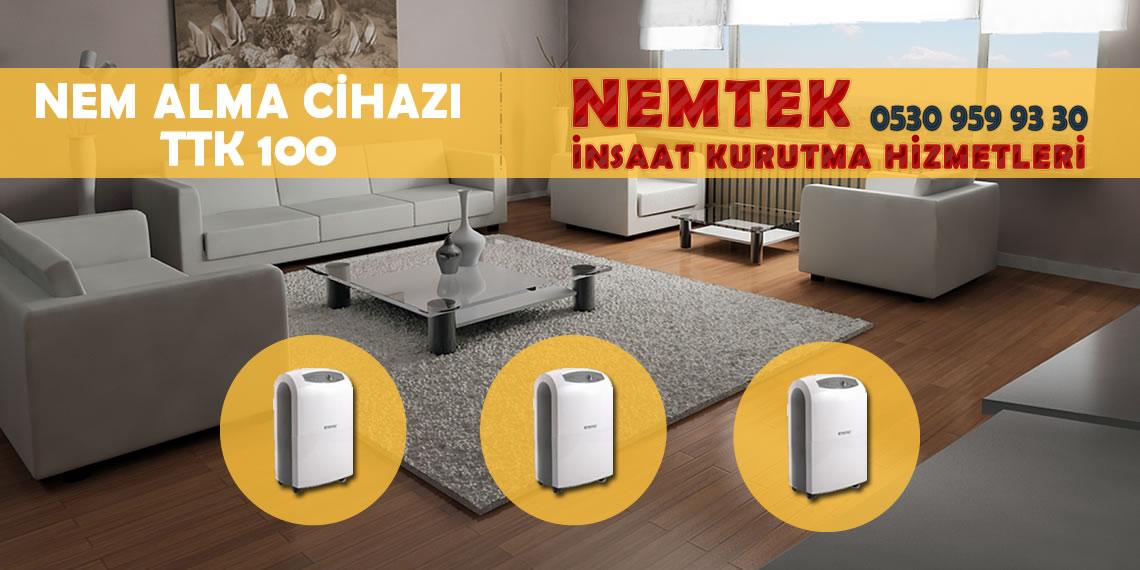 Nem Alma Cihazı TTK 100