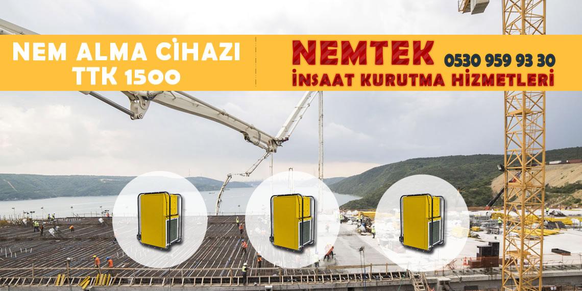 Nem Alma Cihazı TTK 1500
